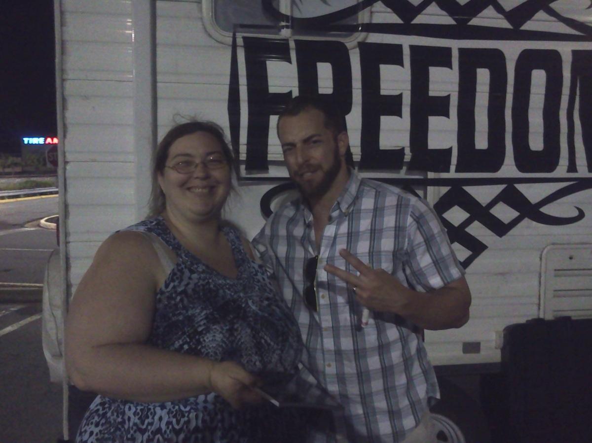 Adam Kokesh FREEDOM Tour Richmond,VA.